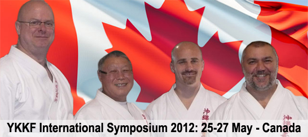 YKKF International Symposium 2012 – Canada