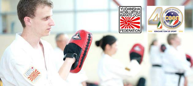 Aggiornamento mensile Arbitri e Collegiale Karate agonistico CSEN/YKKF