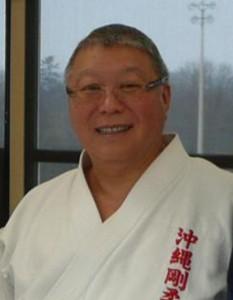 Ron Yamanaka Shihan
