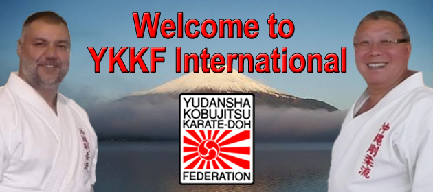Welcome to YKKF International
