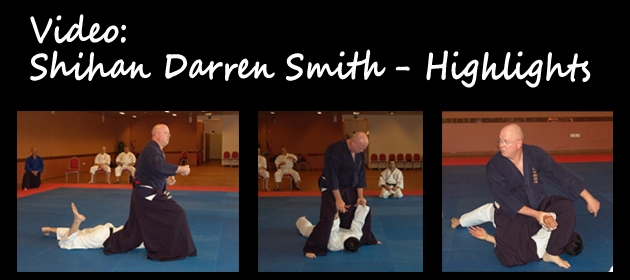 VIDEO: Shihan Darren Smith Highlights