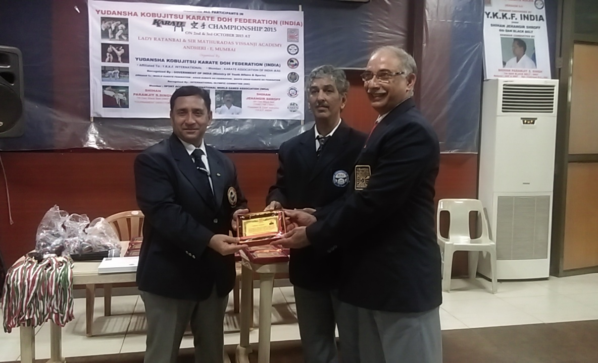 YKKF India Karate Championship 2015