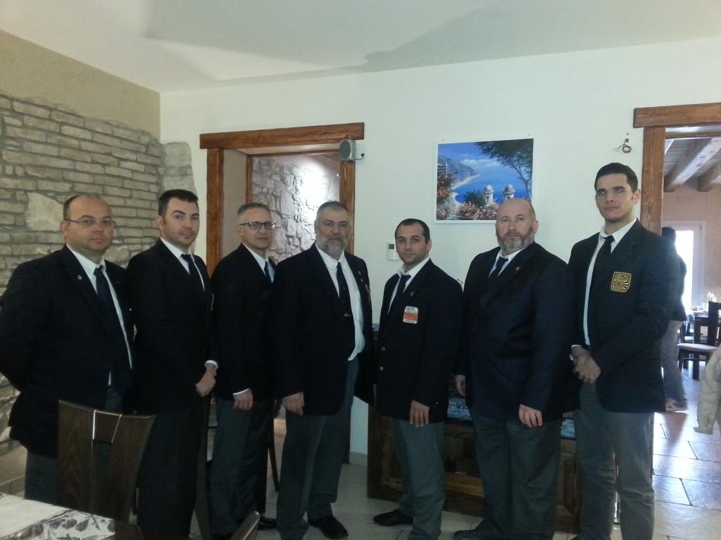 Nominato il nuovo Comitato Esecutivo YKKF Italia quadriennio 2016/2020