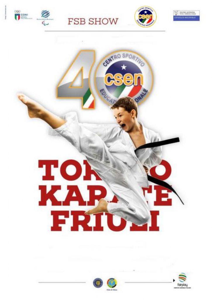 Torneo Karate Friuli 2018