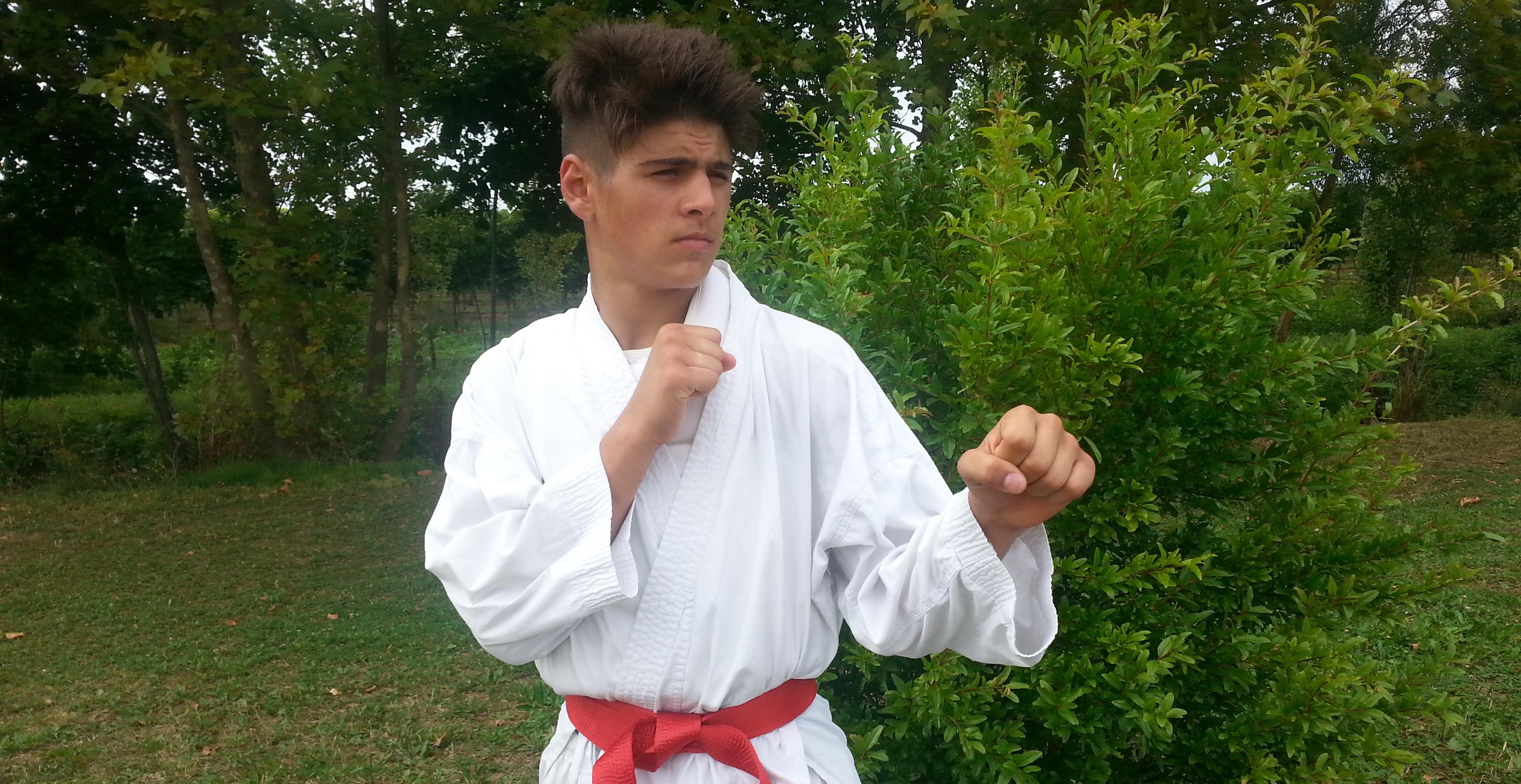 """Giovanni Frata, nuovo """"capitano"""" alla guida del YKKF Karate Team Italia"""