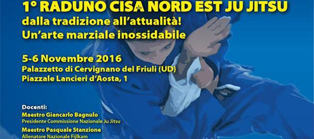 1° Raduno CISA Nord-Est Jujitsu