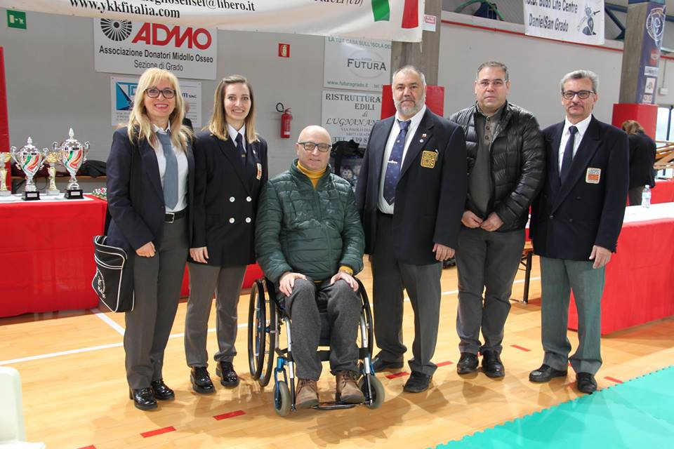 Di Meglio Karate Team vince l'Isola d'oro Karate Cup 2017