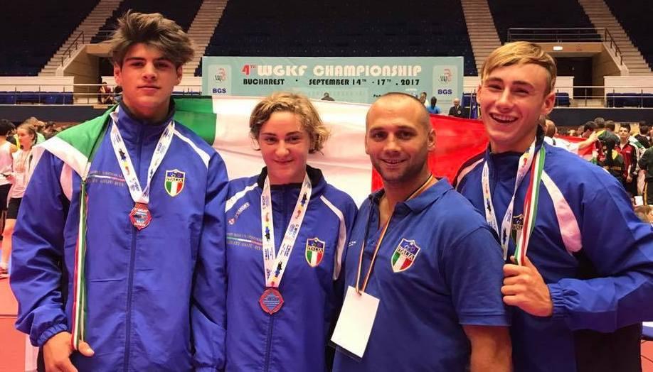 Cervignano: riconoscimenti agli atleti di Sport Planet