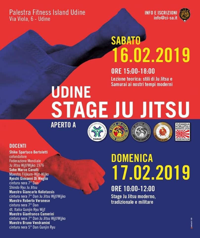 Stage Jujutsu