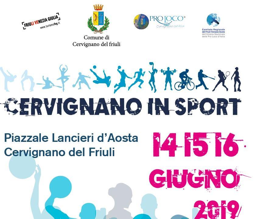 Cervignano in Sport 2019