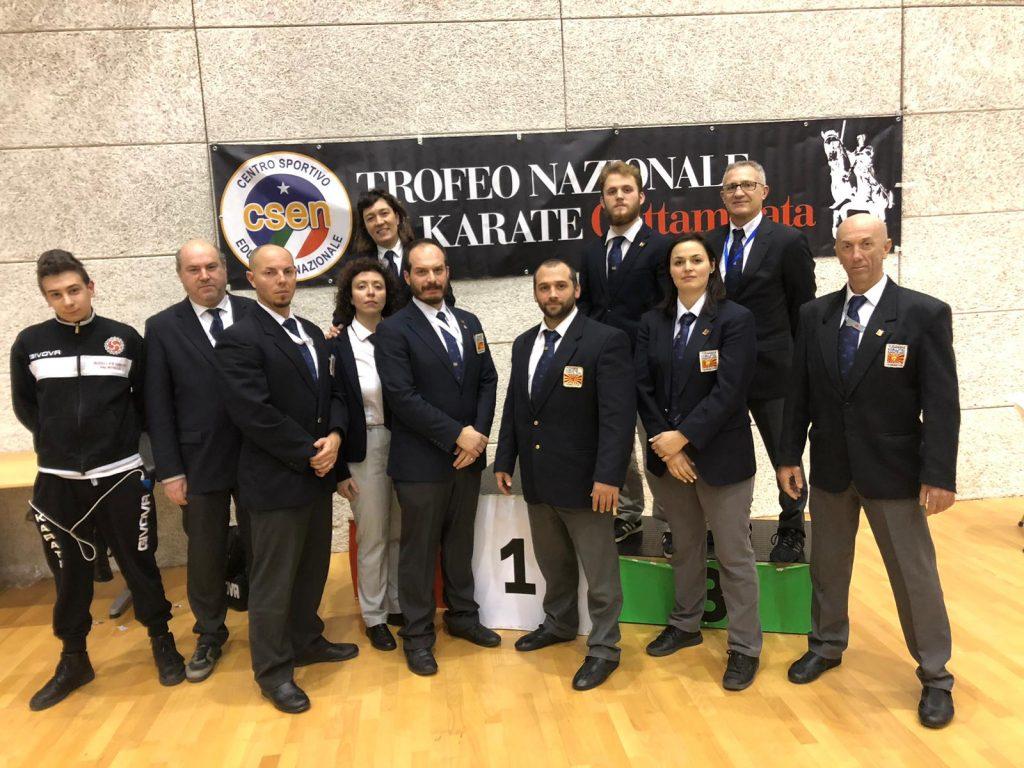 Trofeo Nazionale di Karate Gattamelata