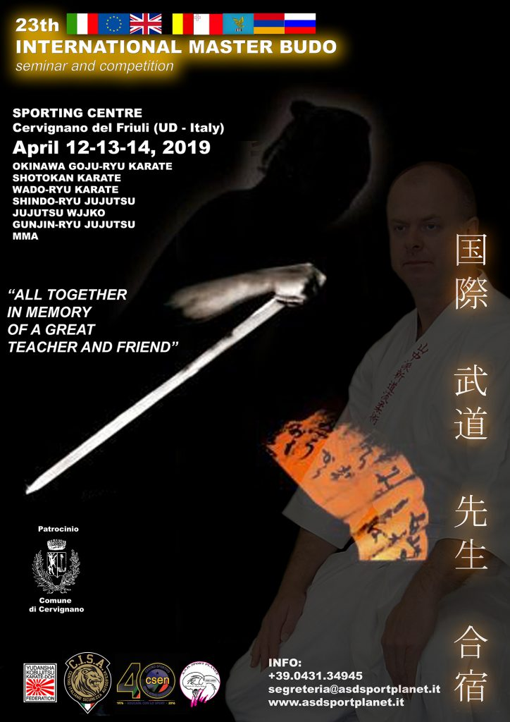 23th International Master Budo