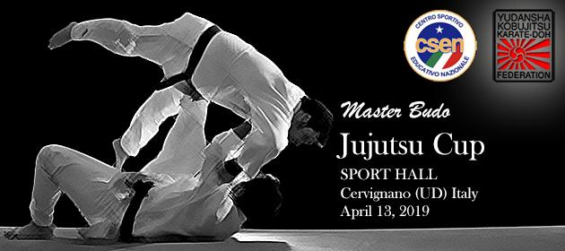 Master Budo Jujutsu Cup 2019