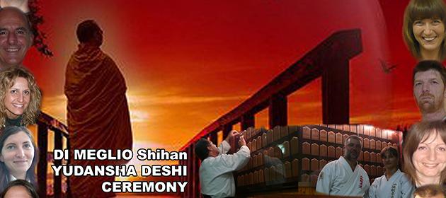 Yudansha & Mudansha Deshi Ceremony – Party di fine stagione sportiva